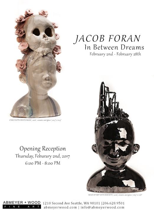 In Between Dreams at Abmeyer + Wood FIne Art open Feb 2nd - Feb 28th , 2017.