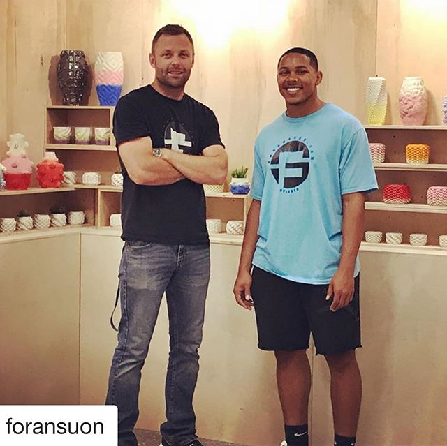 #Repost @foransuon with @get_repost ・・・ After a long day of setup, our Booth is ready for the hustle & bustle of @urbancraftuprising ! Join us at the Seattle Center from 11am-5pm. Booth 10. All day Free Admission ☀️ . . . . . @authentic_mj @jacobforan @p__rak  #urbancraftuprising #artfair #seattlecenter #seattlepride #seattle #homedecor #planters #supportlocal #interiordesign #succulent #cactus #foransuon #seattlemade #ceramics #vase