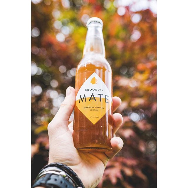 Mate was made for Mondays. #brooklynmate #yerbamate #yerbamatesoda #yerbamatetea #yerba