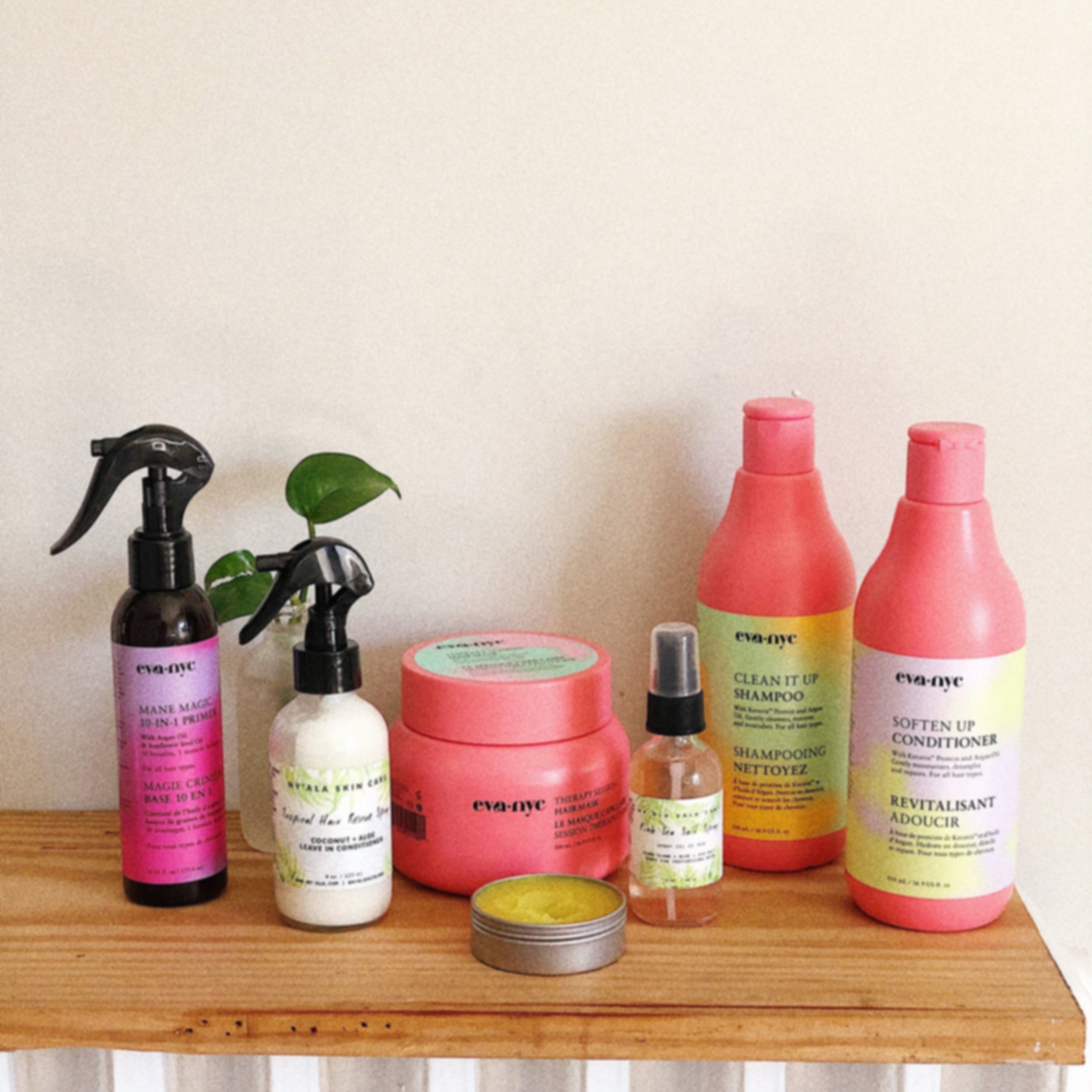 SUSTAINABLE BEAUTY BRANDS -