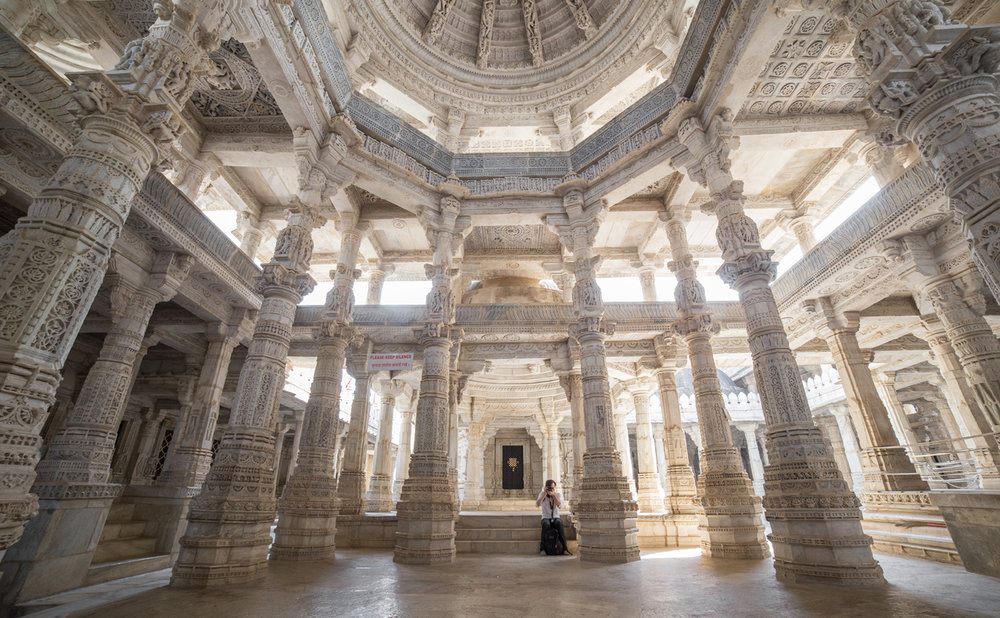 The Magnificence of the Ranakpur Jain Temple — Heather Delaney