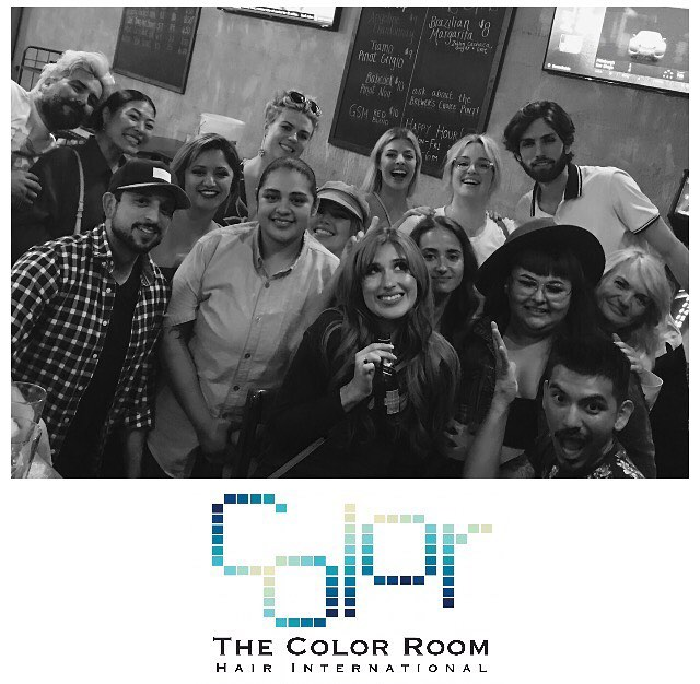 Did you know? The Color Room turned 8 this year! 🎂🎂🎂🎂🎂🎂🎂🎂