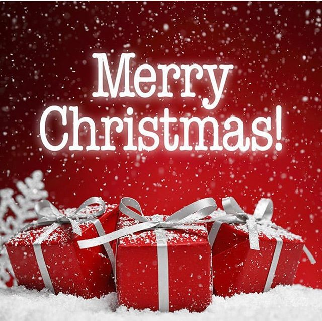 Merry Christmas to all!!!