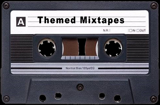 Some of our mixers have started making tapes on a specific theme.