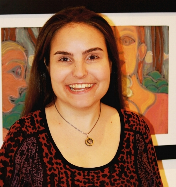 Bio - Mara Clawson, born in Korea, is a self-taught artist who uses pastels and iPad technology to convey her perception of the world. She finds that her art connects her to others and her community in ways she hadn't before. Mara found a profound sense of self and says, 'Making art makes me who I am and gives me lots of courage.'Drawing with an iPad allows Mara's creativity to flow and new concepts to emerge. Mara won a VSA/Kennedy Center Emerging Young Artists with Disabilities award. Her work was part of the (Re)Invention exhibition that toured to several art museums nationally.Mara works in her home studio in Bethesda, MD as well as at Art Enables and VisArts.