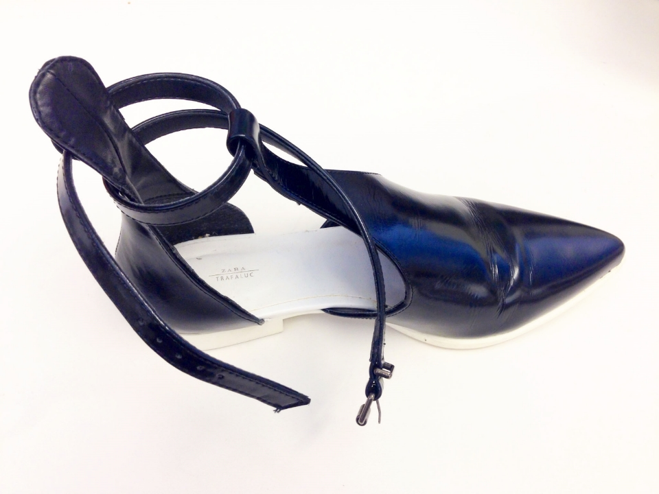 Shoes from  Zara .  These are more comfortable than they look.
