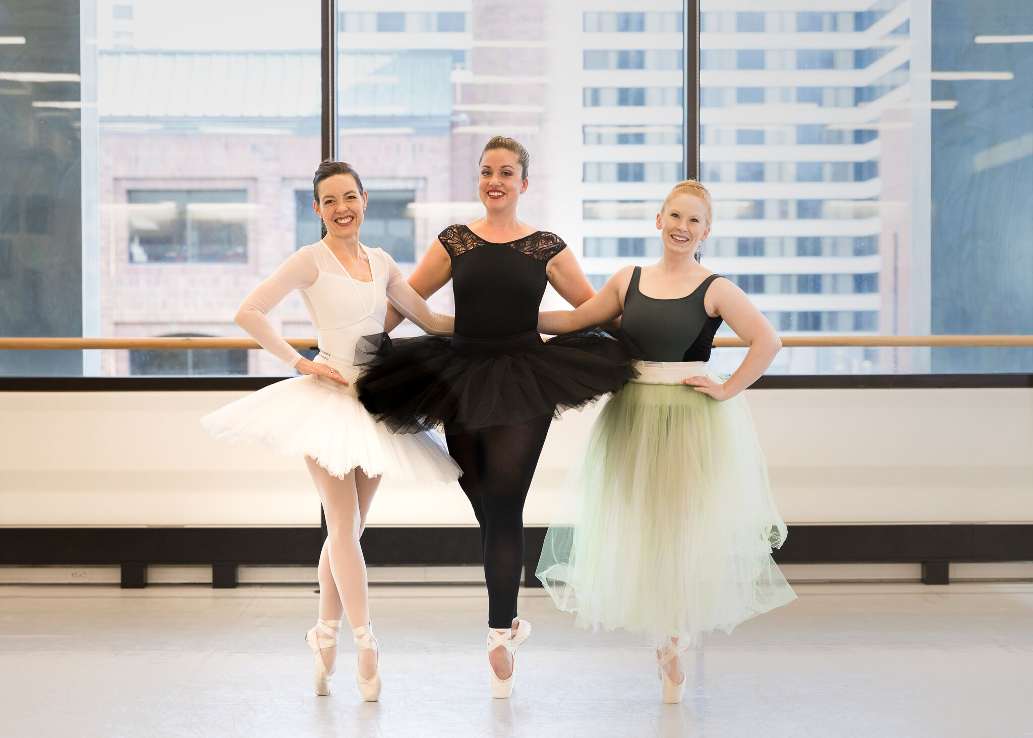 Adult Ballet Summer Intensive Principal Faculty - Artistic Directors, Allison DeBona and Rex Tilton, are proud to announce our esteemed Adult Ballet Summer Intensive faculty.
