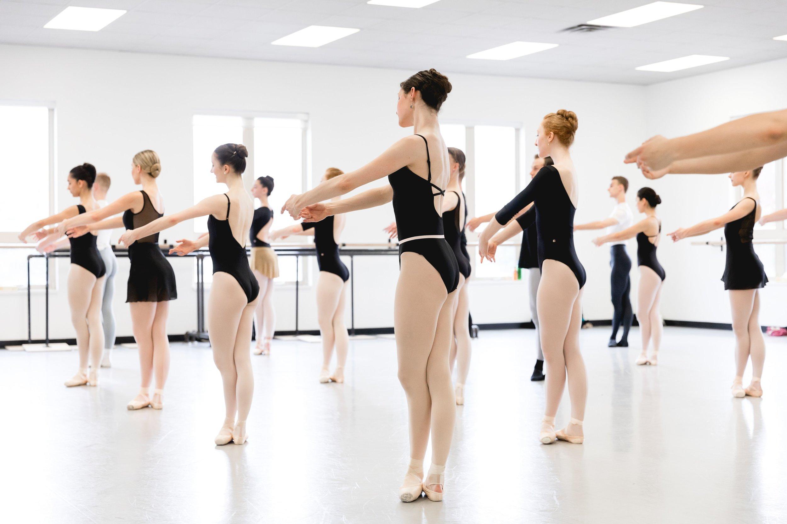 BALLET WEST SUMMER INTENSIVE - Jessie Eccles Quinney Ballet CentreSalt Lake City, UtahJUNE 17TH - JULY 29TH 2019