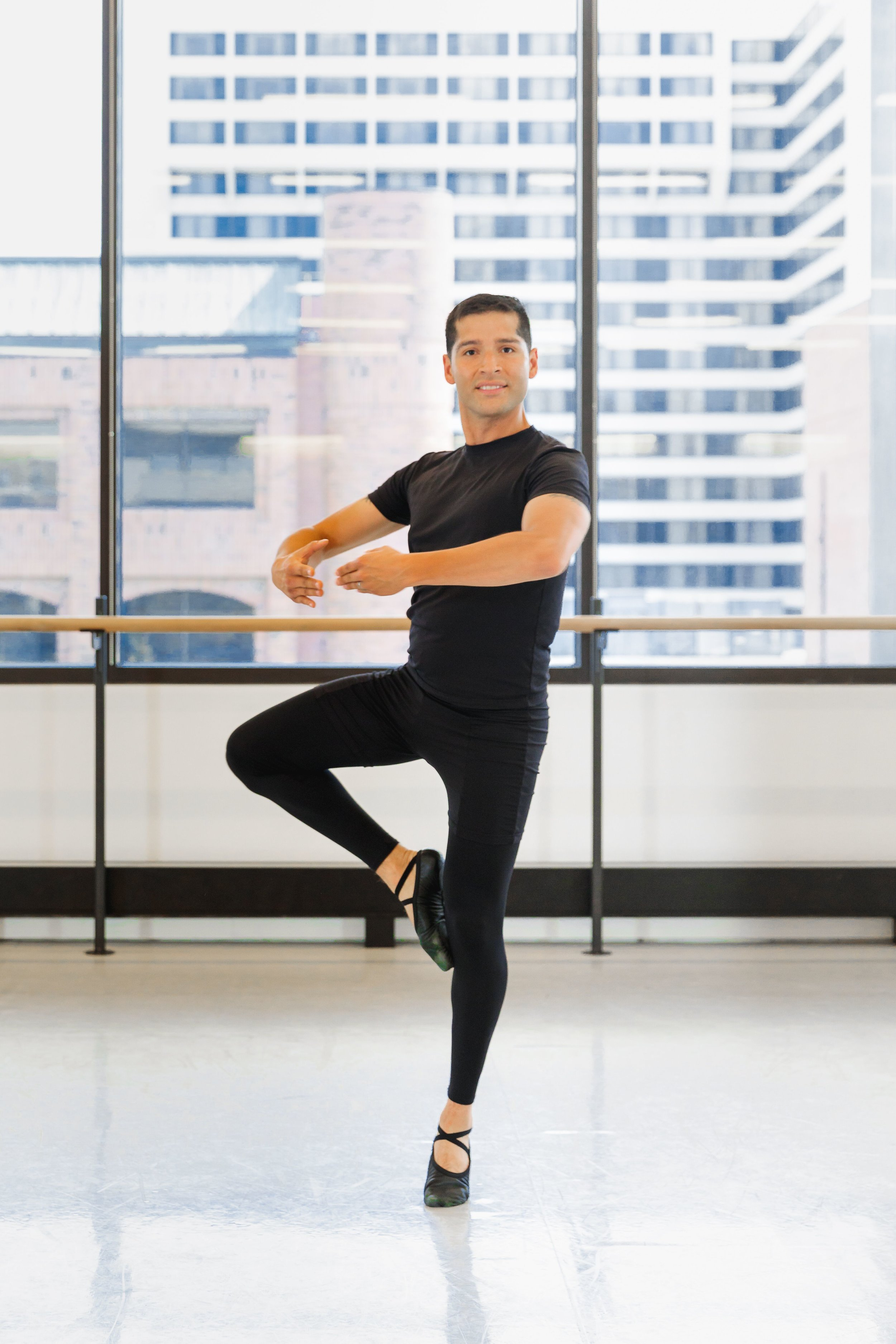 adult ballet intensive — artÉmotion