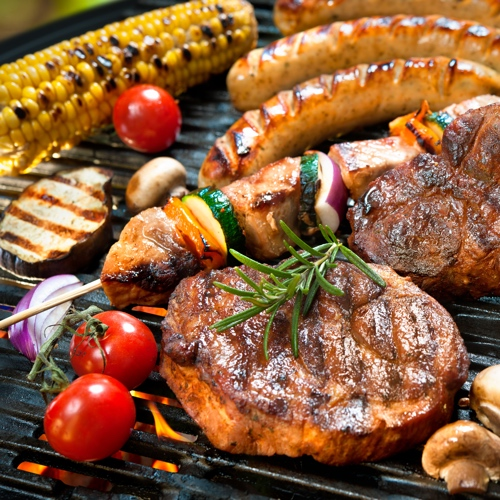 Lexington Square Cafe Summer BBQ Thursdays