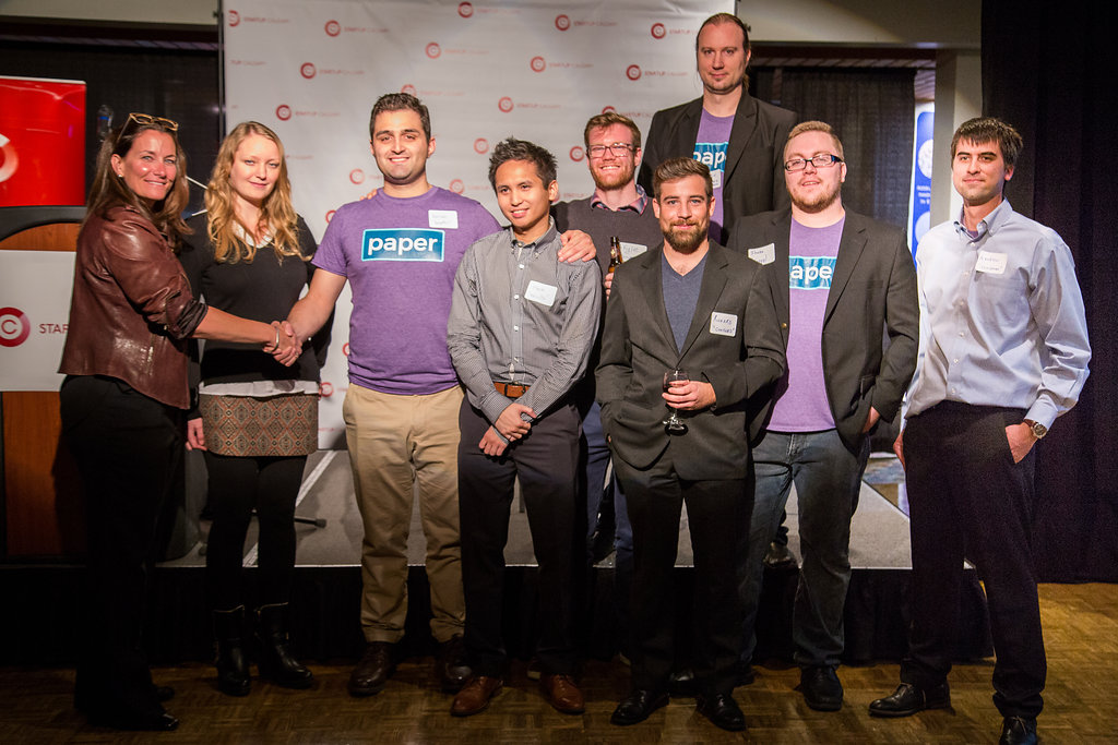 Launch Party 2016 People's Choice Award Winner Paper Startup Legals