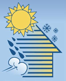 Cheery weatherization clipart from  here .