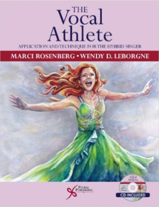 Vocal Athlete Workbook  (2014, Co-Author)