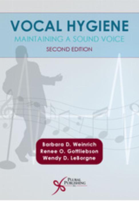 Vocal Hygiene DVD  (2016, Co-Author)