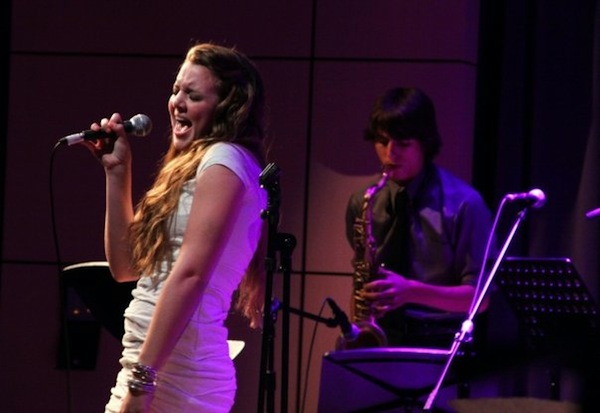 Photo:USC Thorton Popular Music Major – Annie Dingwall