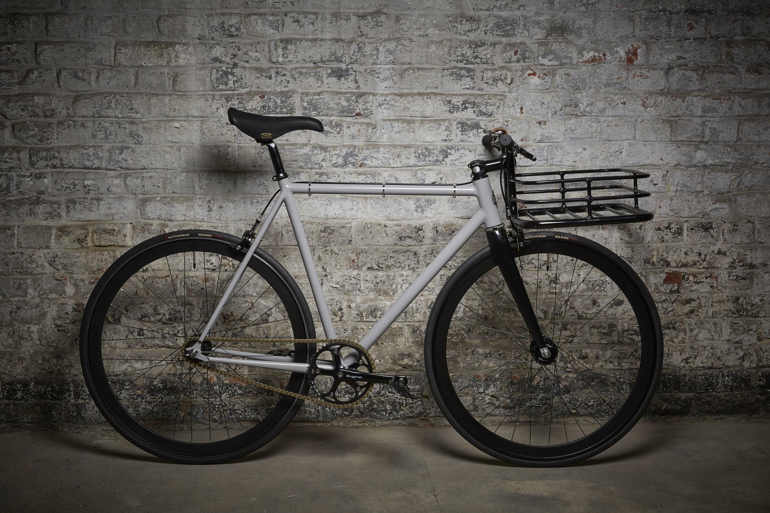 Urban porteur, fixed gear