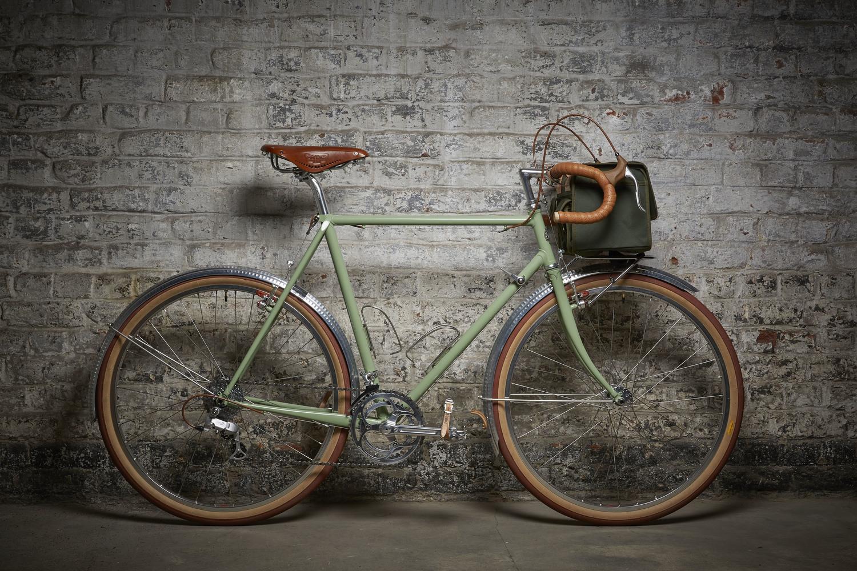 La Fraise Cycles 650b Randonneur bikes