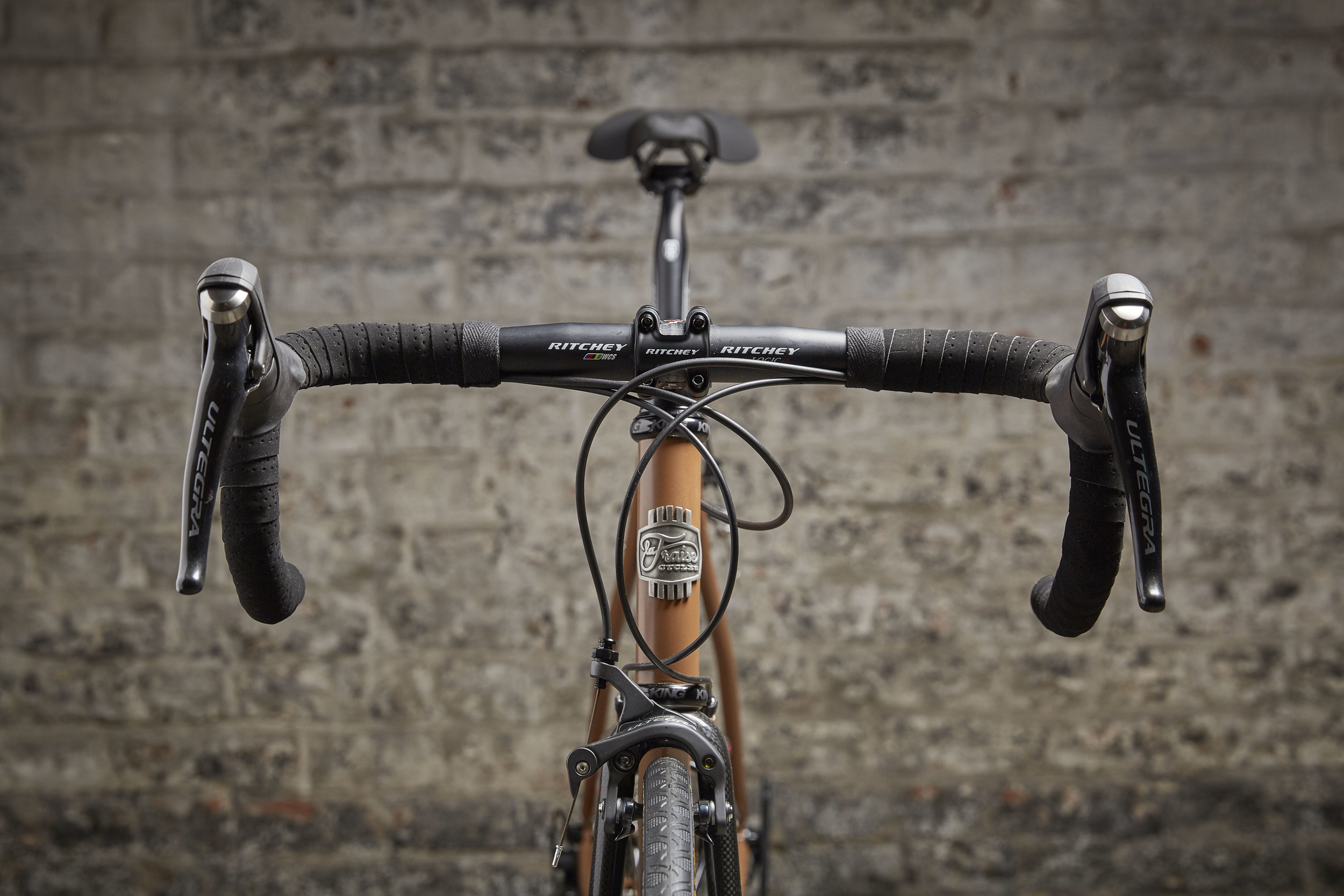 LaFraise Cycles Roadbike Front