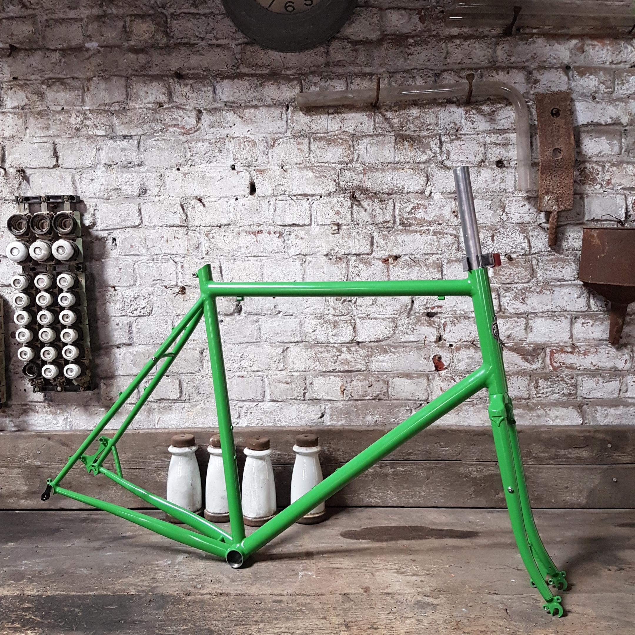Rodolphe's Gravel Bike