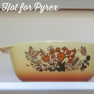 1983 Pyrex England Butterflies