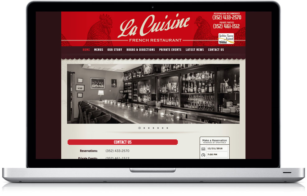 La Cuisine French Restaurant