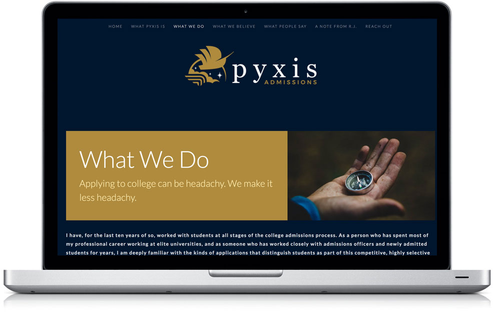 Pyxis Admissions