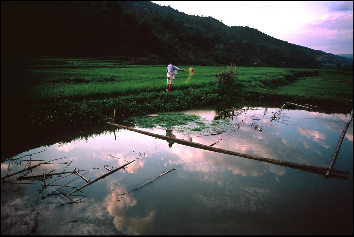 Lai Chau, Vietnam.