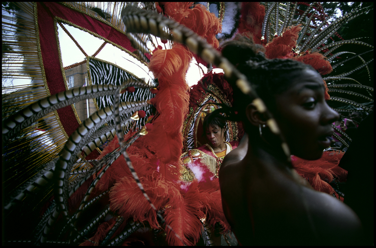 West Indies Carnival. Brooklyn, NY.