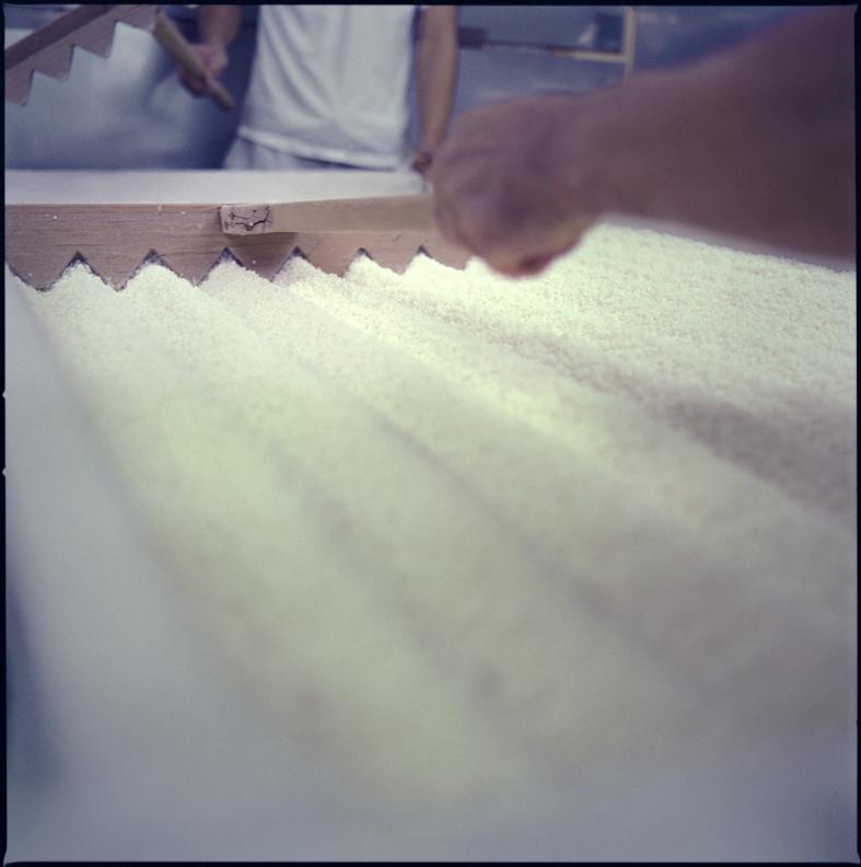 Making Koji rice