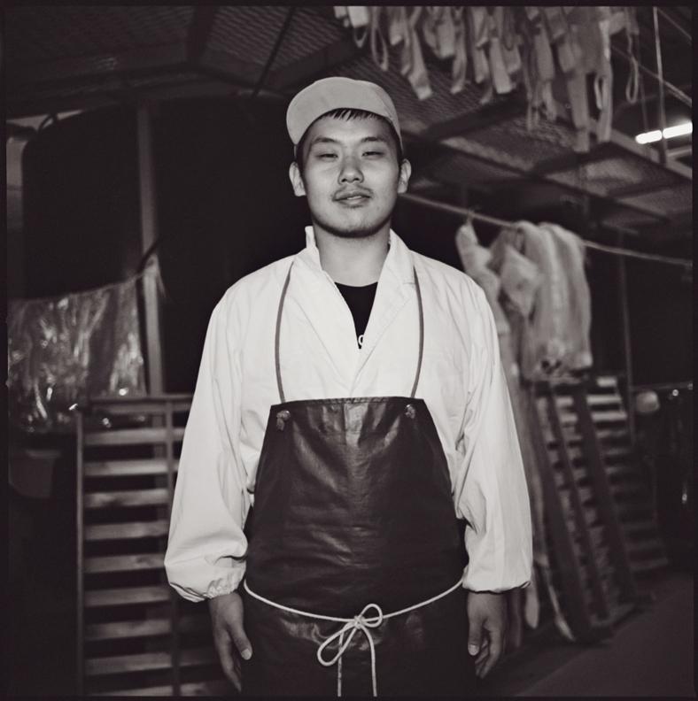 Shintani Hayato, this will be is his fifth year at Tedorigawa brewery