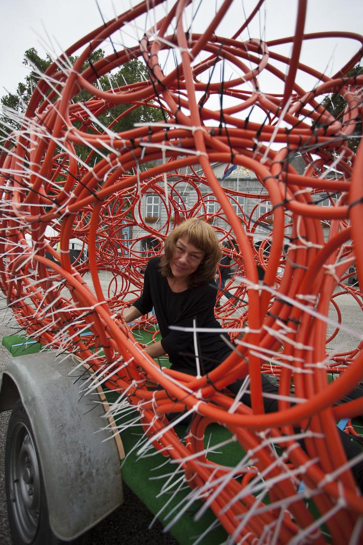 BohV15 - Celia Kliszat - Knutschkugel 02 (c) The Artist - Foto Ivd Brekel.jpg