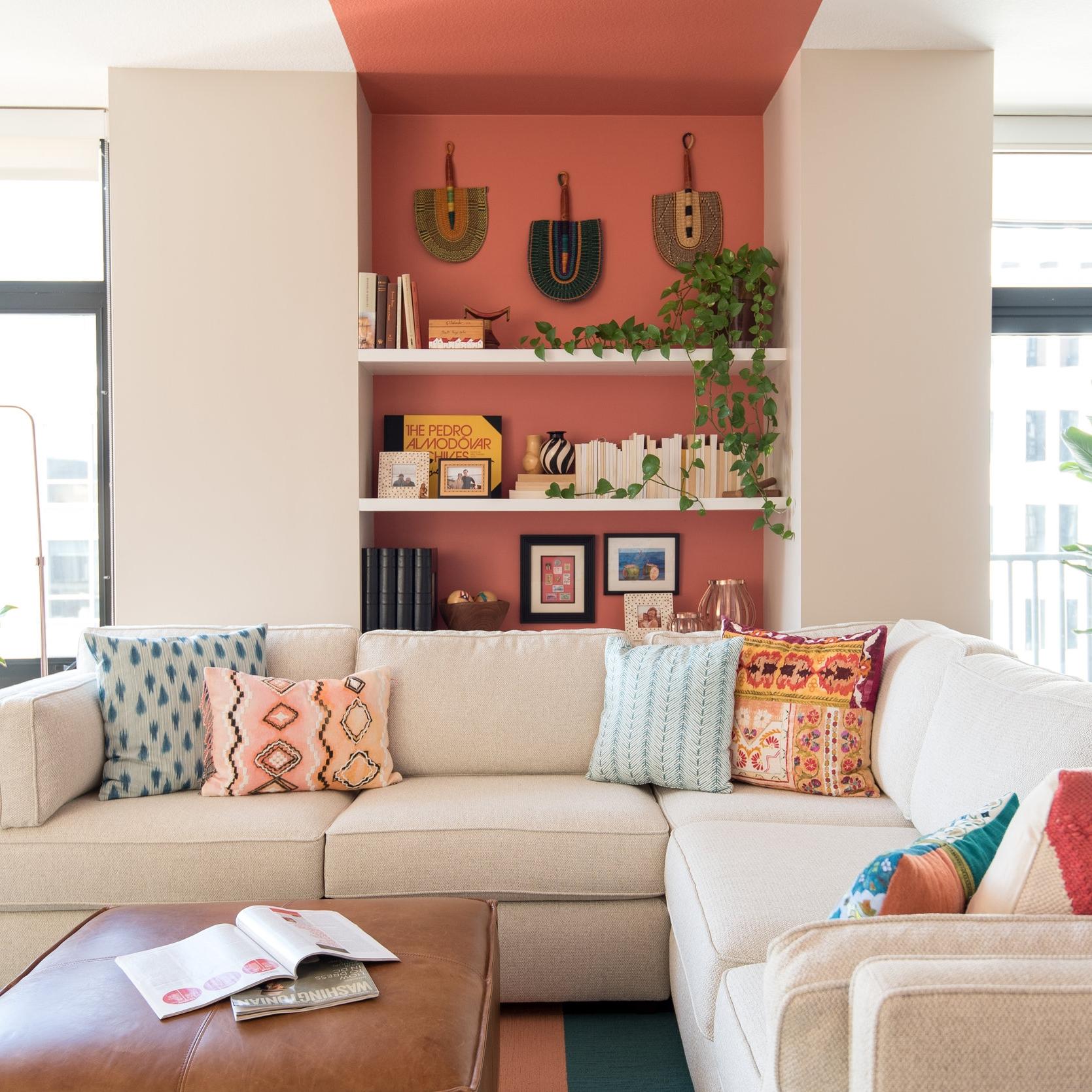 DC interior decorator, Kerra Michele Interiors