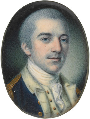 John Laurens' Come Hither Eyes
