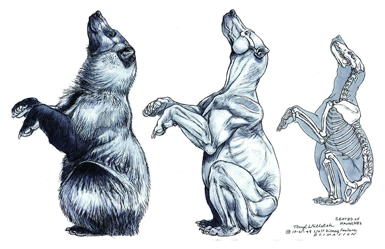 Arte de Terryl Whitlatch