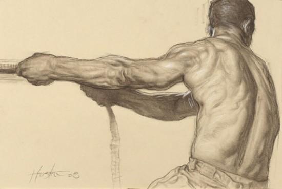 Arte de Steve Huston