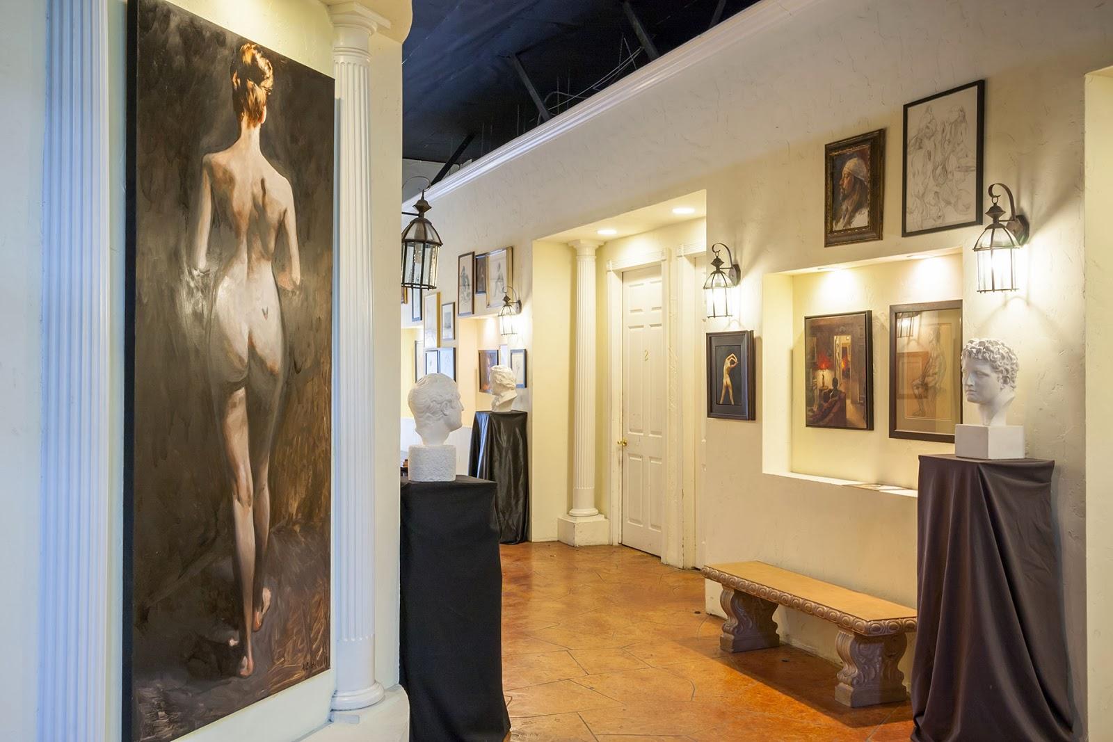 Los Angeles Academy of Figurative Art, nos Estados Unidos