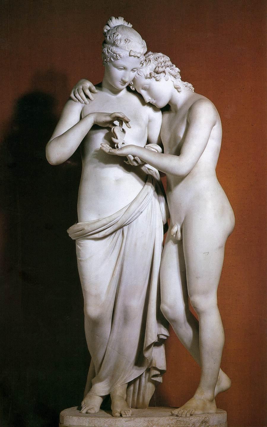 Arte de Antonio Canova