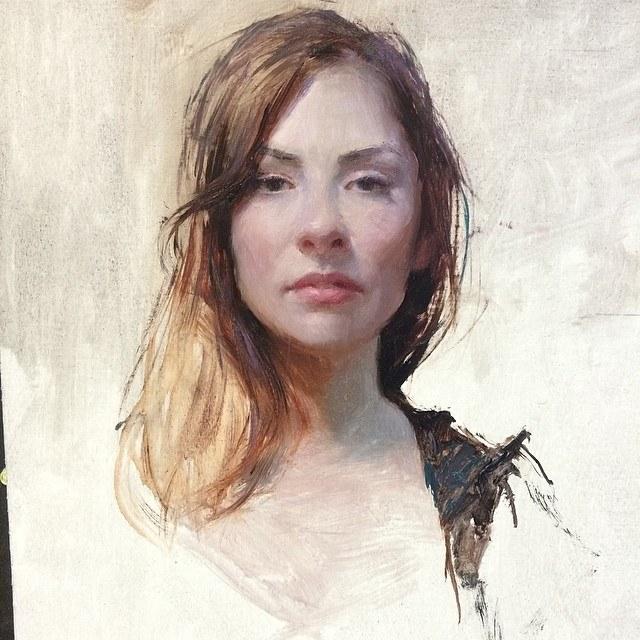 Arte de Jeremy Lipking