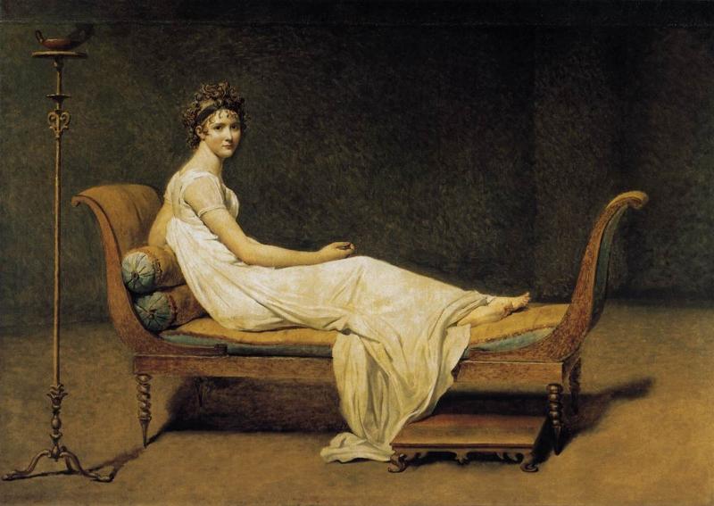 Arte de Jacques-Louis David