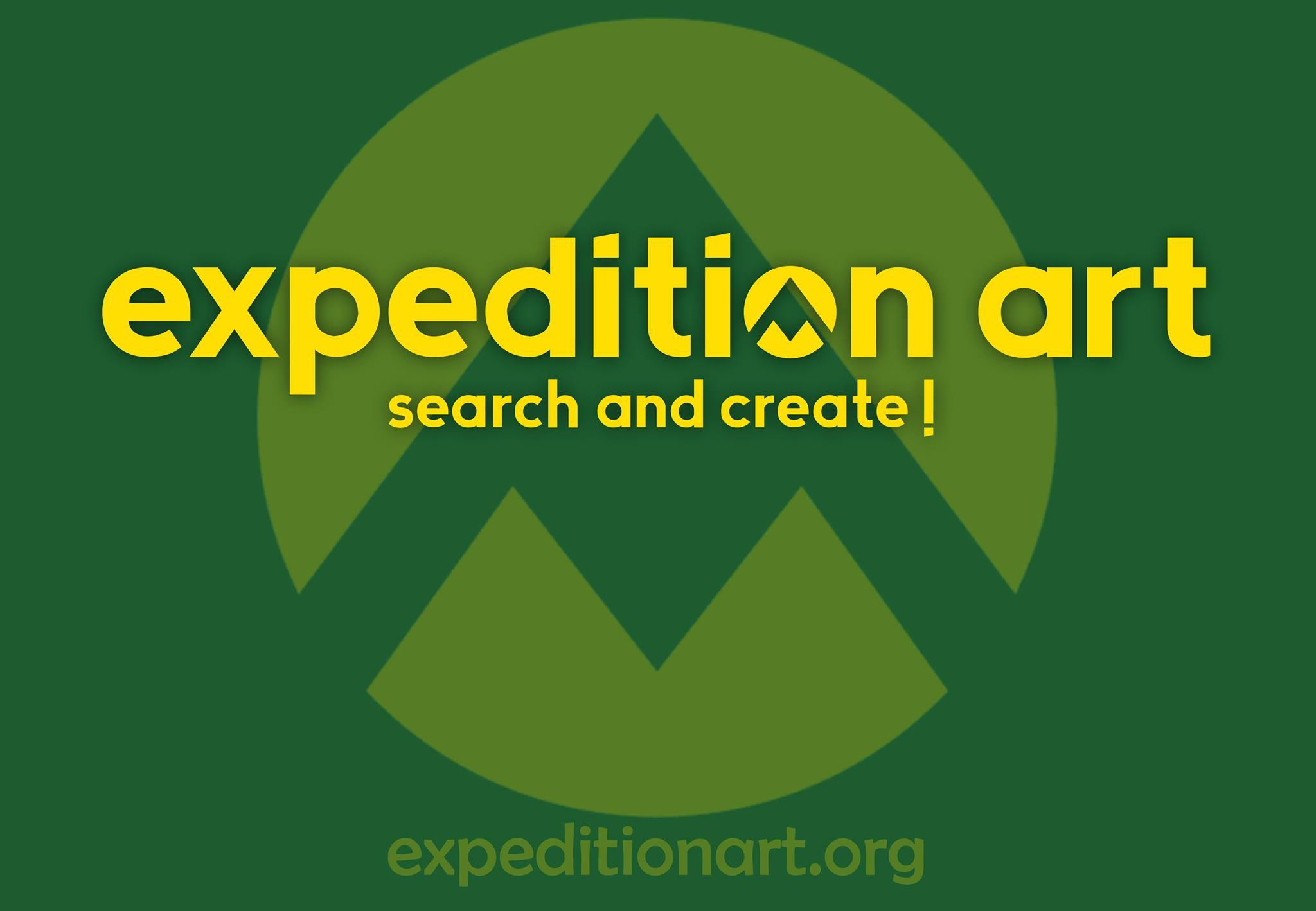 Retirada da página do Facebook do Expedition Art