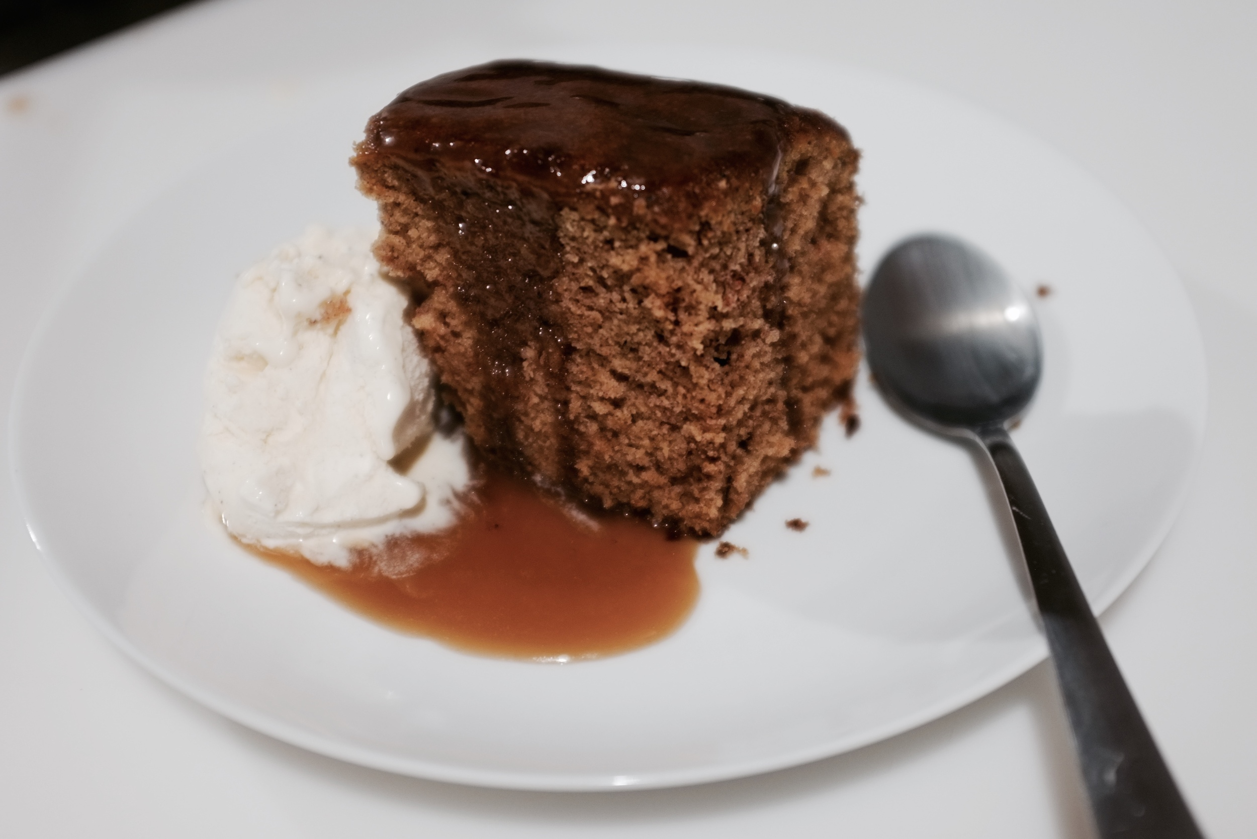 Beet-Filled Sticky Toffee Pudding Recipe
