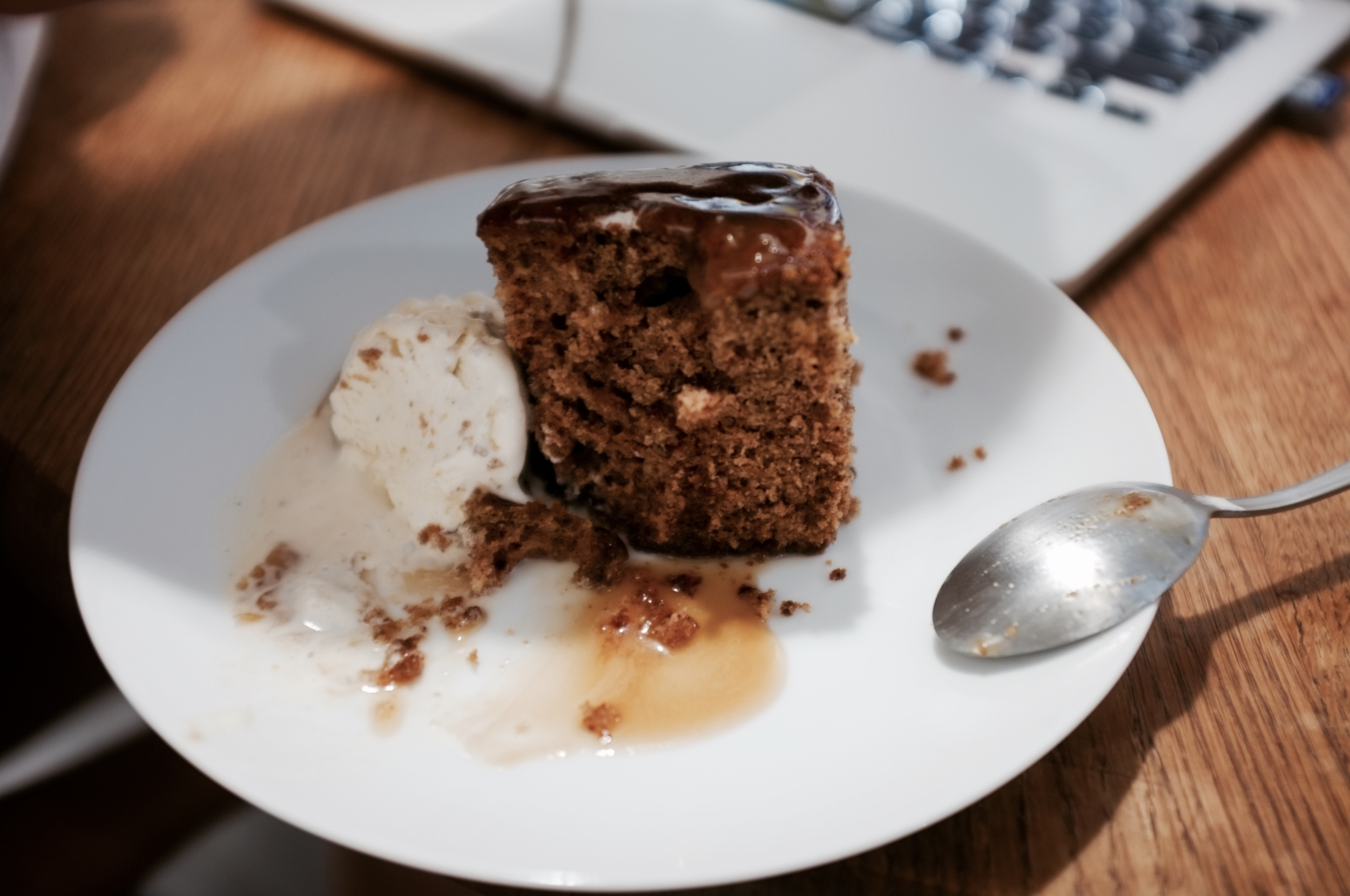Beet Sticky Toffee Pudding Recipe - Hill Reeves