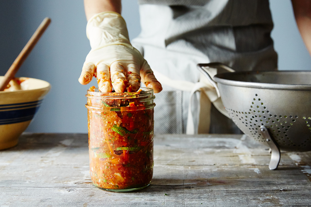 How to Make Kimchi - Hill Reeves, Photo by James Ransom via Food52