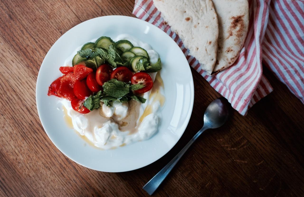 Savory Yogurt - Hill Reeves
