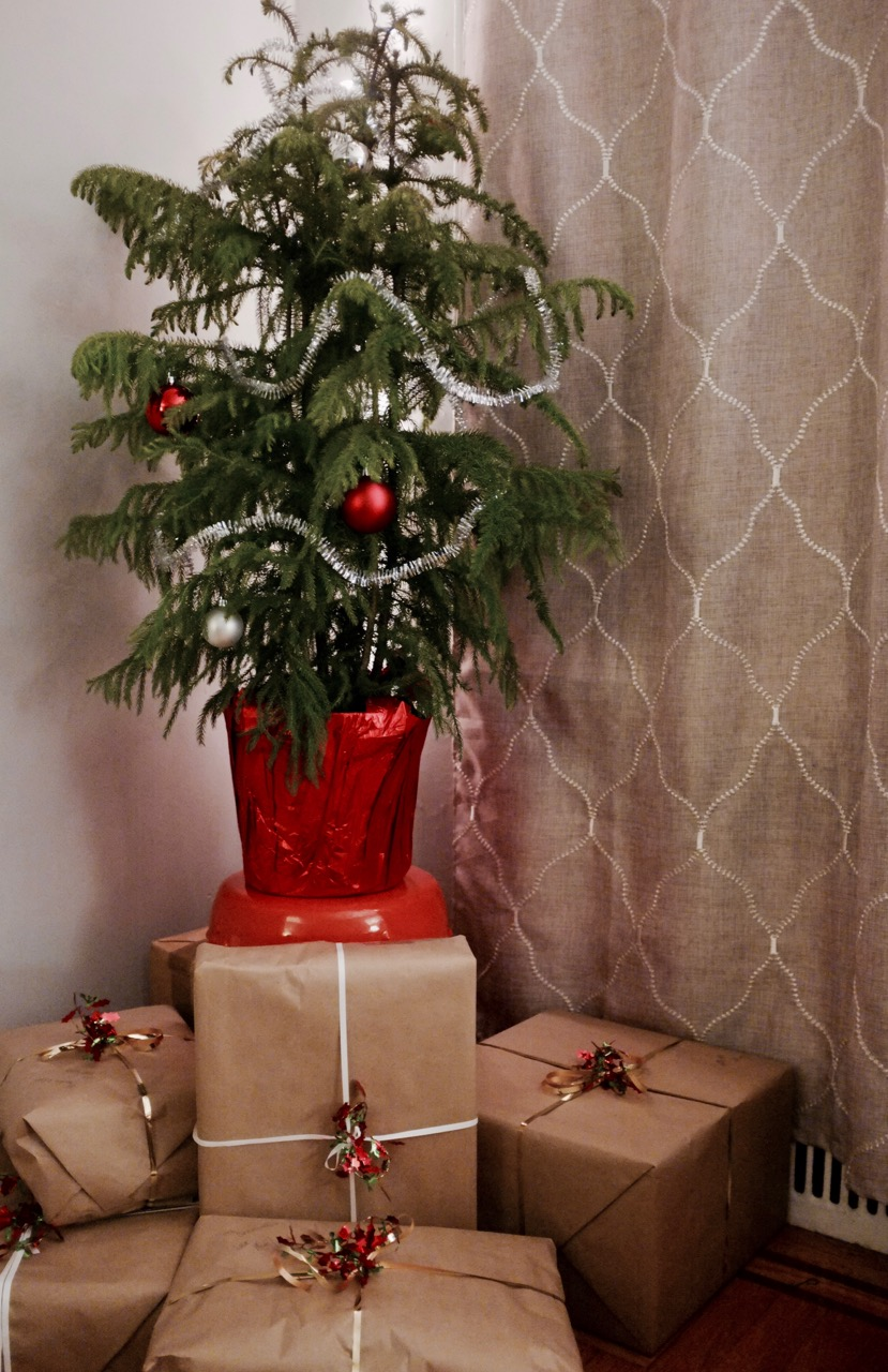 My Christmas Tree, 2015 - Hill Reeves