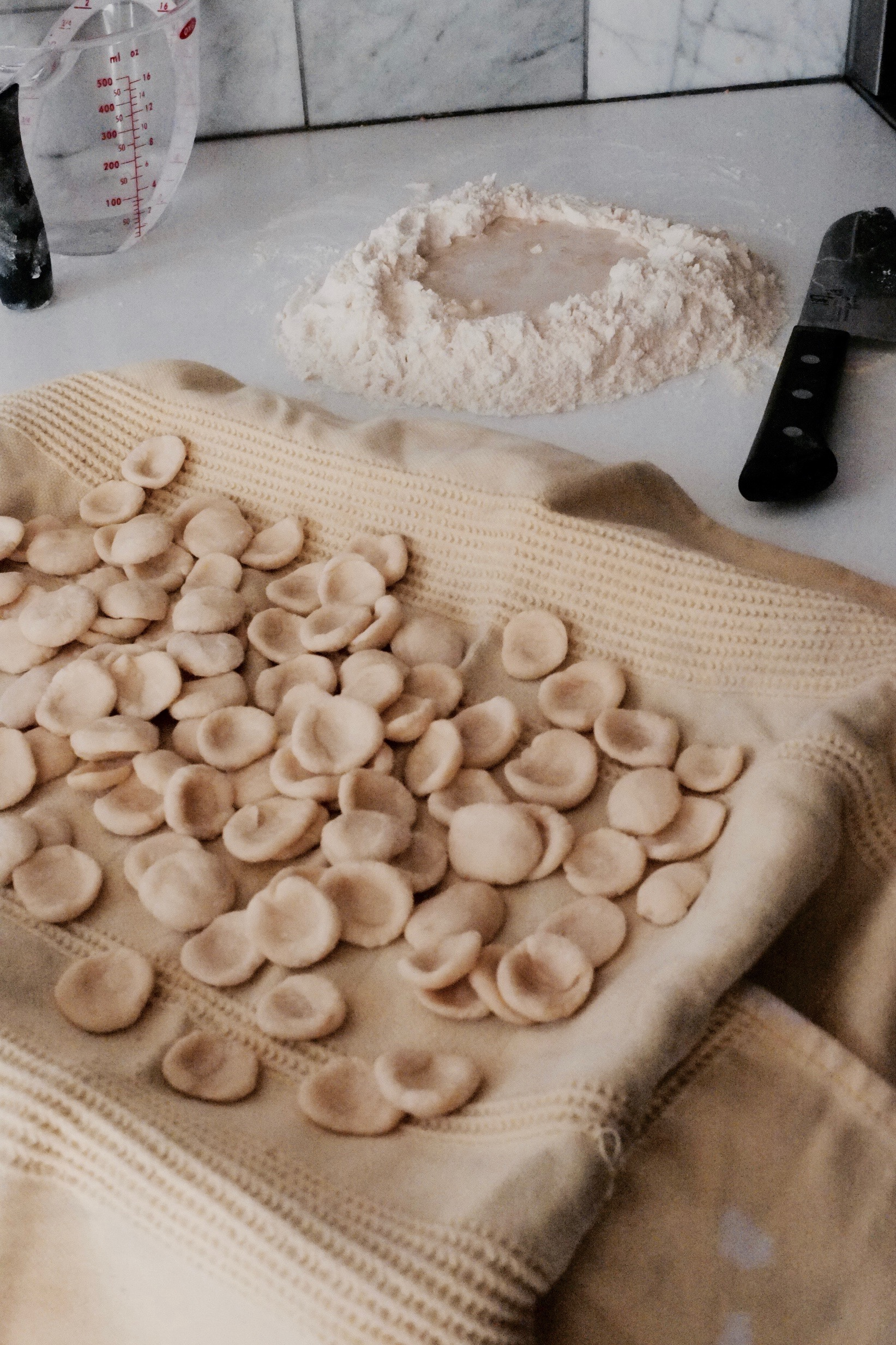How to make orecchiette from scratch - Hill Reeves