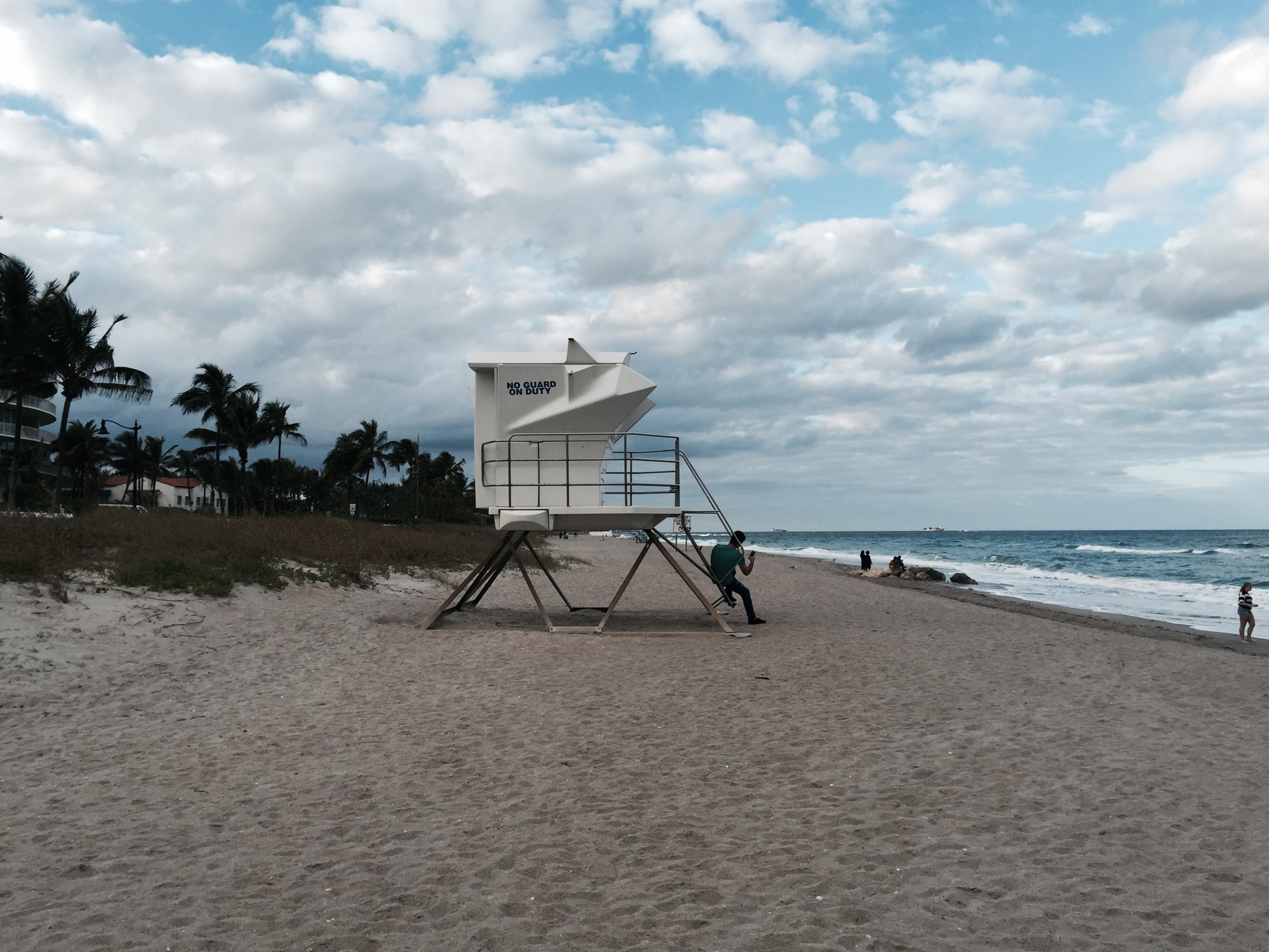 West Palm Beach, FL - Hill Reeves, February 2016