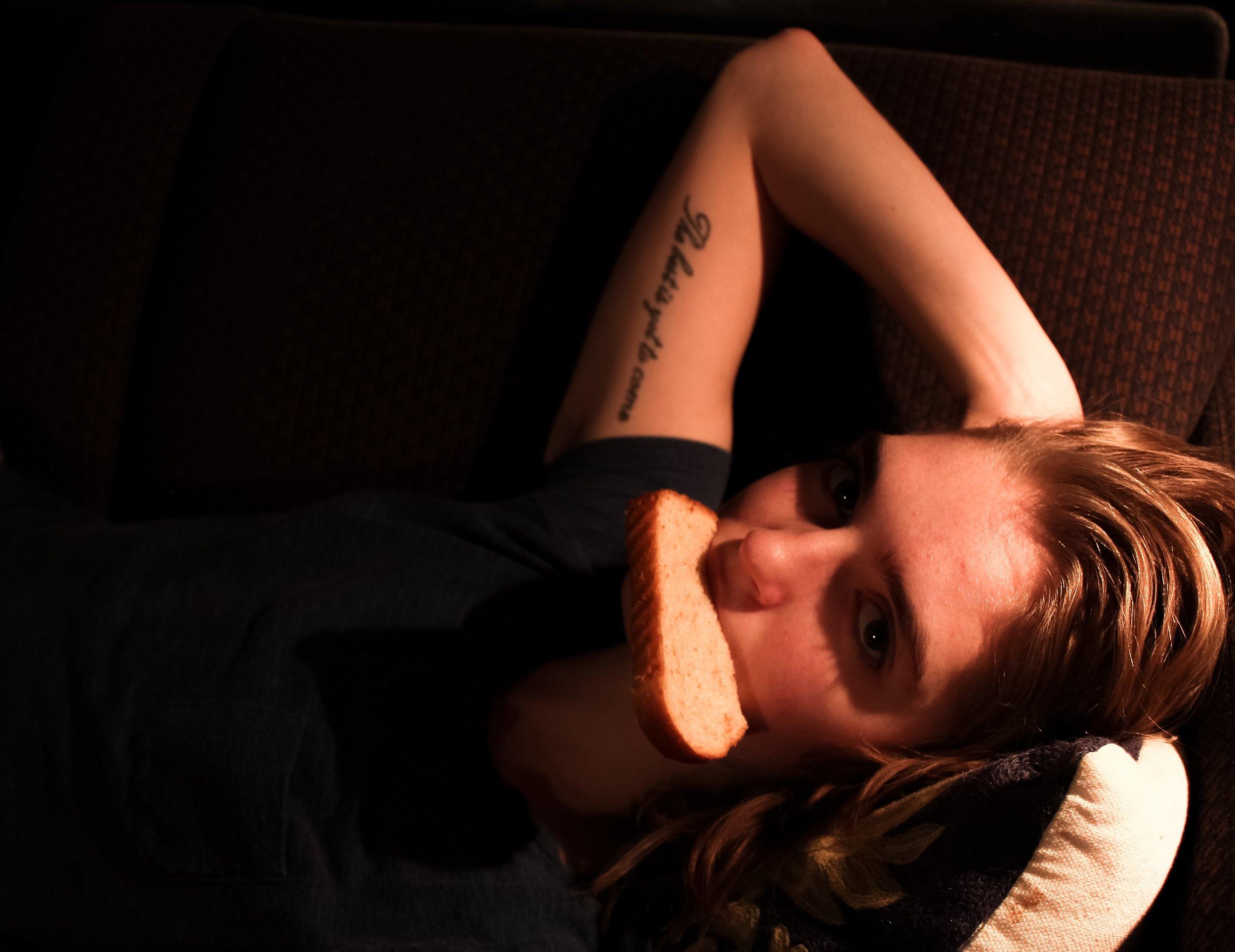 Doran's first Bread photo circa December 2016