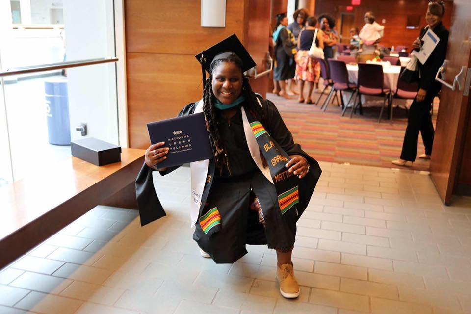 National Urban Fellows Graduation 2017