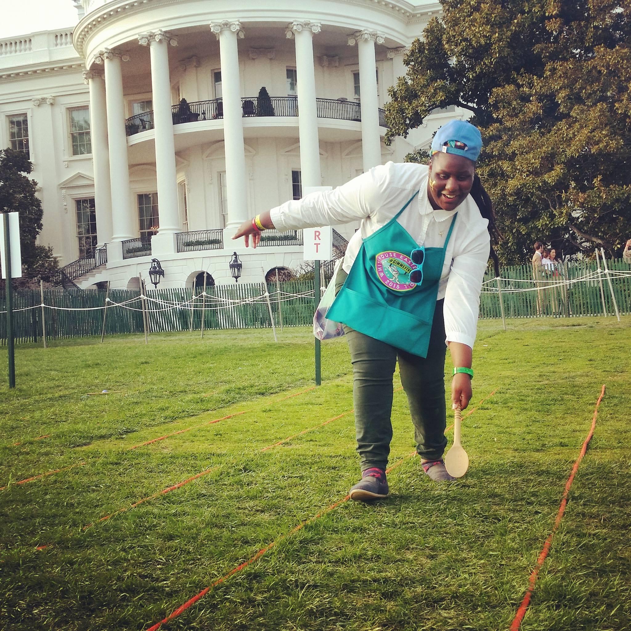 Easter Egg Roll (Obama Administration)